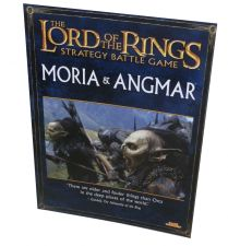 Lord of the rings Moria & Angmar army book