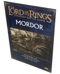 Lord of the rings Mordor army book