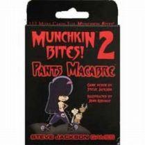 Munchkin Bites! 2 Pants Macabre на английском языке
