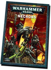 Codex: Necrons 5th edition