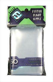 Протекторы FFG (50 шт., 57x89 мм): прозрачные