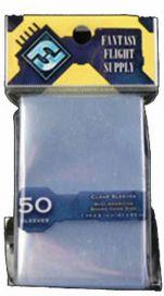 Протекторы FFG  (50 шт., 41x63 мм): мини прозрачные