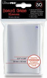 Протекторы Ultra-Pro (50 шт., 59x92 мм): прозрачные