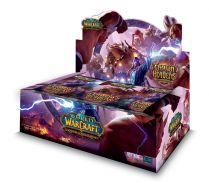 WOW TCG Дисплей бустеров Aftermath Crown Of The Heaven