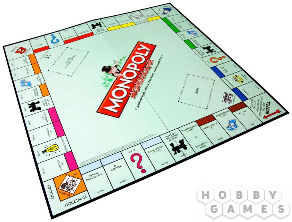 Схемы игры в монополию