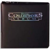 Альбом Ultra-Pro (для листов 3х3 кармашка на листе): Чёрный