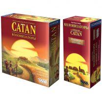 Набор Catan  + Расширение для 5-6 игроков
