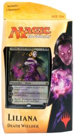 Magic. Amonkhet: Liliana, Death Wielder