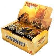 Magic. Amonkhet - дисплей бустеров на английском языке