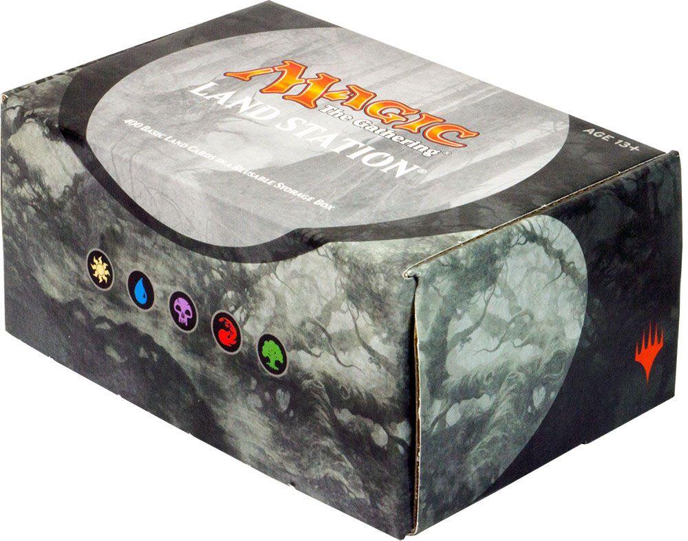 Купить Magic. Amonkhet: Land Station (400 земель), Настольная игра Wizards of the Coast
