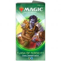 MTG. Challenger Deck 2020: Flash of Ferocity