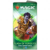 Magic. Challenger Deck 2020: Flash of Ferocity