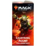 Magic. Challenger Deck: Lightning Aggro