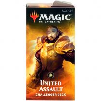 MTG. Challenger Deck: United Assault