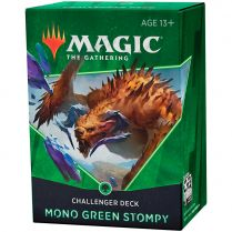 MTG Challenger Deck 2021: Mono Green Stompy