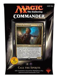 Commander 2015 Call the spirits