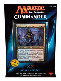 Magic. Commander 2015 Seize Control