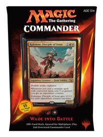 Commander 2015 Wade into Battle