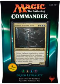 Magic. Commander 2016: Breed Lethality