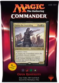 Magic. Commander 2016: Open Hostility