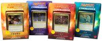 Magic. Commander 2017 - набор из 4 колод