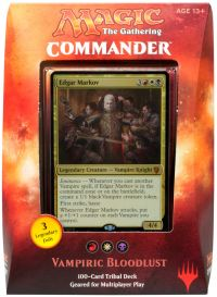 Magic. Commander 2017: Vampiric Bloodlust