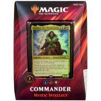 Magic. Commander 2019: Mystic Intellect на английском языке