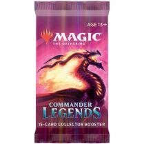 MTG. Commander Legends - коллекционный бустер на английском языке