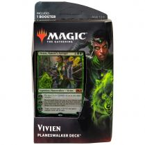 Magic. Core Set 2020: Vivien, Nature's Avenger