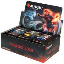 MTG. Core Set 2020 - дисплей бустеров на английском языке