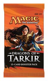 Magic. Dragons of Tarkir - бустер