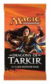 Magic. Dragons of Tarkir - бустер на английском языке
