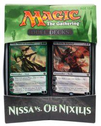 MTG. Дуэльный набор Nissa vs Ob Nixilis
