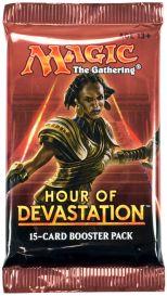 Magic. Hour of Devastation - бустер на английском языке
