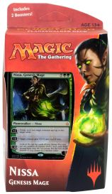 Magic. Hour of Devastation: Nissa