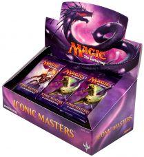 Magic. Iconic Masters - дисплей бустеров