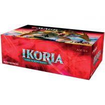 MTG. Ikoria: Lair of Behemoths - дисплей бустеров на английском языке