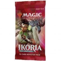 MTG. Ikoria: Lair of Behemoths - бустер на английском языке