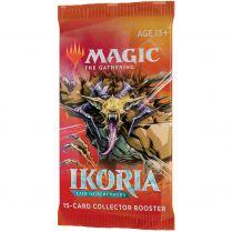 MTG. Ikoria: Lair of Behemoths - коллекционный бустер на английском языке
