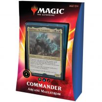 Magic. Ikoria Commander 2020: Arcane Maelstrom на английском языке