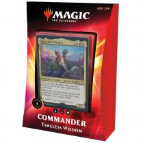 Magic. Ikoria Commander 2020: Timeless Wisdom на английском языке