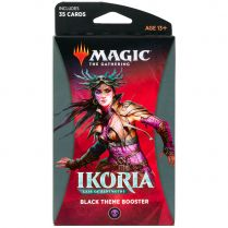 Magic. Ikoria: Lair of Behemoths Black Theme Booster
