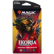 Magic. Ikoria: Lair of Behemoths Monster Theme Booster