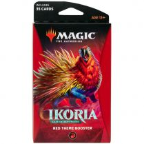 MTG. Ikoria: Lair of Behemoths Red Theme Booster