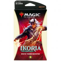 Magic. Ikoria: Lair of Behemoths White Theme Booster