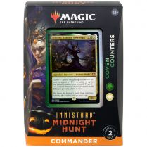 MTG. Innistrad: Midnight Hunt. Commander: Coven Counters