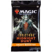 MTG. Innistrad: Midnight Hunt. Draft Booster