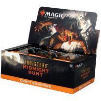 MTG. Innistrad: Midnight Hunt. Draft Booster Display