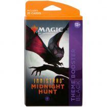 MTG. Innistrad: Midnight Hunt. Black Theme Booster