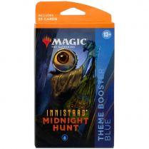 MTG. Innistrad: Midnight Hunt. Blue Theme Booster
